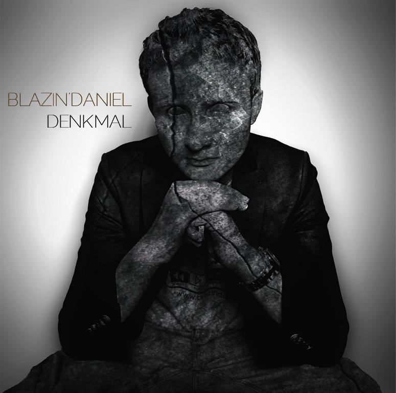 Blazin'Daniel - Denkmal - Front Cover Nachher